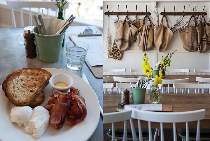 breakfast in Sunset Lounge