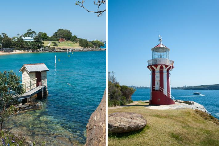 Camp Cove, South Head Lighthouse